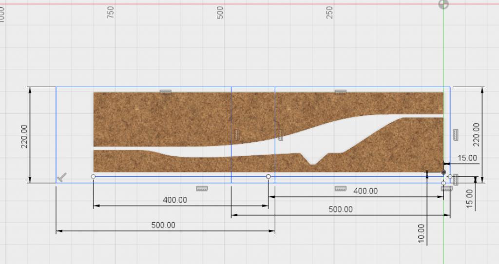 Screenshot 1 zum Fräsen mit Überlänge